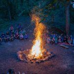 Impreza SURVIVALowa w lesie