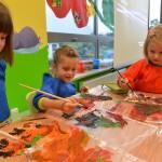 Lokomotywa sztuki – zajęcia plastyczne dla dzieci